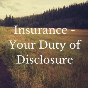 insurance-your-duty-od-disclosure