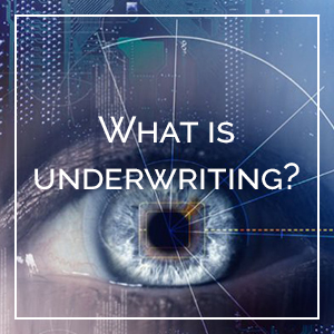 what-is-underwriting