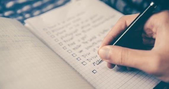 Property investing checklist